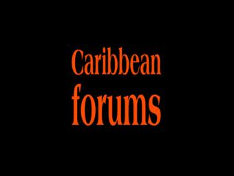 Caribbean Forums